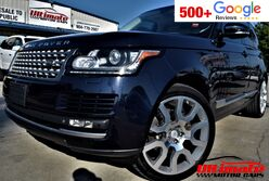 Land Rover Range Rover HSE 4x4 4dr SUV 2015