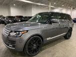 2015 Land Rover Range Rover HSE 96k MSRP when new