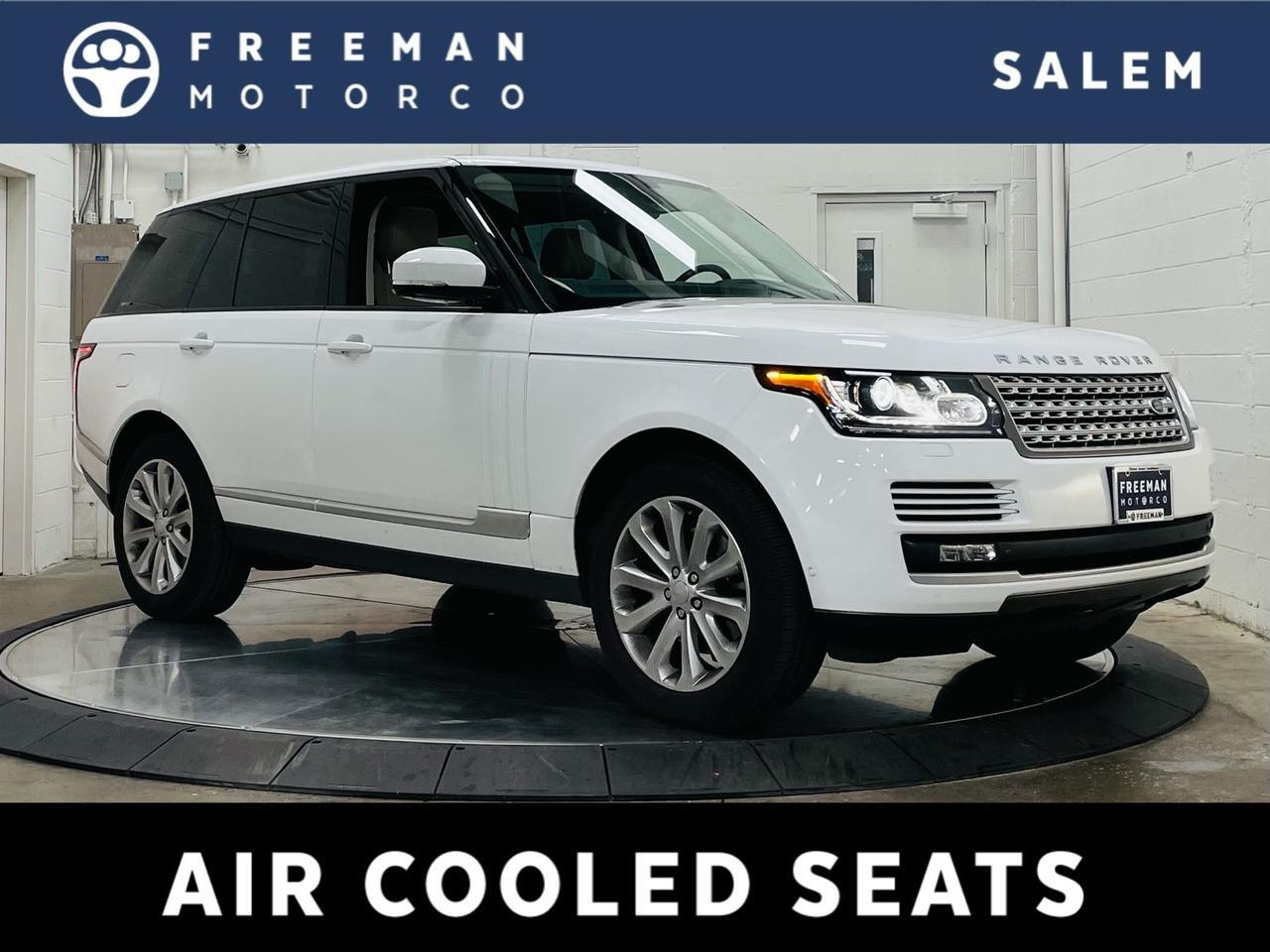 2015 Land Rover Range Rover HSE Adaptive Cruise Surround Camera System Salem OR