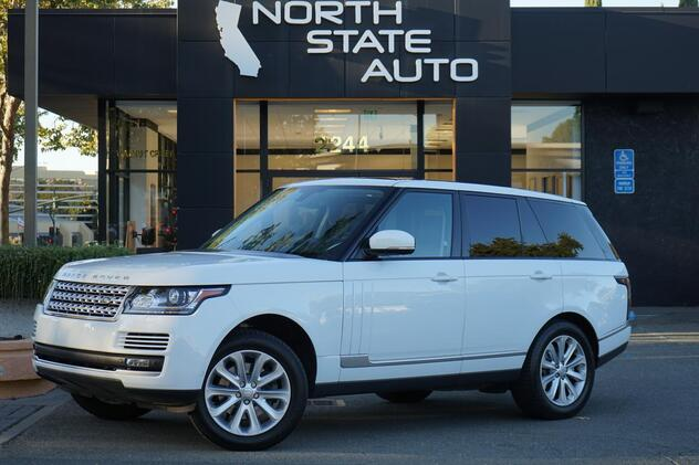2015_Land Rover_Range Rover_HSE_ Walnut Creek CA