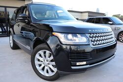 Land Rover Range Rover HSE,CLEAN CARFAX,1 OWNER, TEXAS BORN! 2015