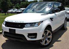 2015_Land Rover_Range Rover_SPORT HSE - w/ NAVIGATION & LEATHER SEATS_ Lilburn GA