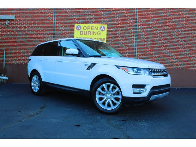 2015 Land Rover Range Rover Sport 3.0 Supercharged HSE Kansas City KS