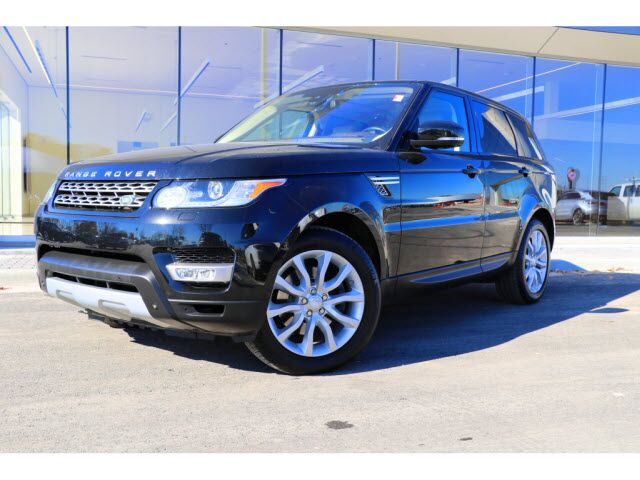 2015 Land Rover Range Rover Sport 3.0 Supercharged HSE Merriam KS