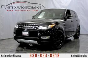 2015_Land Rover_Range Rover Sport_3.0L V6 Supercharged Engine AWD w/ Panoramic Sunroof, Navigation, Bluetooth Connectivity, Front and Rear Parking Aid with Rear View Camera_ Addison IL