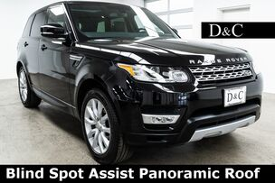 2015 Land Rover Range Rover Sport 3.0L V6 Supercharged HSE Blind Spot Assist