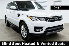2015_Land Rover_Range Rover Sport_3.0L V6 Supercharged HSE Blind Spot Heated & Vented Seats_ Portland OR