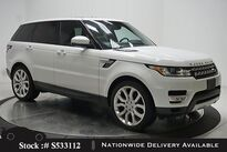 Land Rover Range Rover Sport 3.0L V6 Supercharged HSE NAV,CAM,PANO,22IN WLS 2015