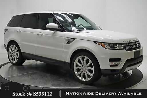 2015_Land Rover_Range Rover Sport_3.0L V6 Supercharged HSE NAV,CAM,PANO,22IN WLS_ Plano TX