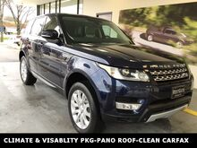 2015_Land Rover_Range Rover Sport_3.0L V6 Supercharged HSE_ Raleigh NC