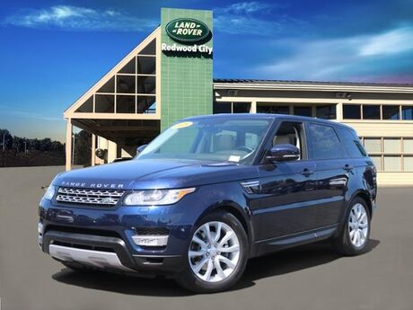 2015 Land Rover Range Rover Sport 3.0L V6 Supercharged HSE Redwood City CA