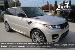 2015_Land Rover_Range Rover Sport_5.0L V8 Supercharged Autobiography_ Carrollton TX