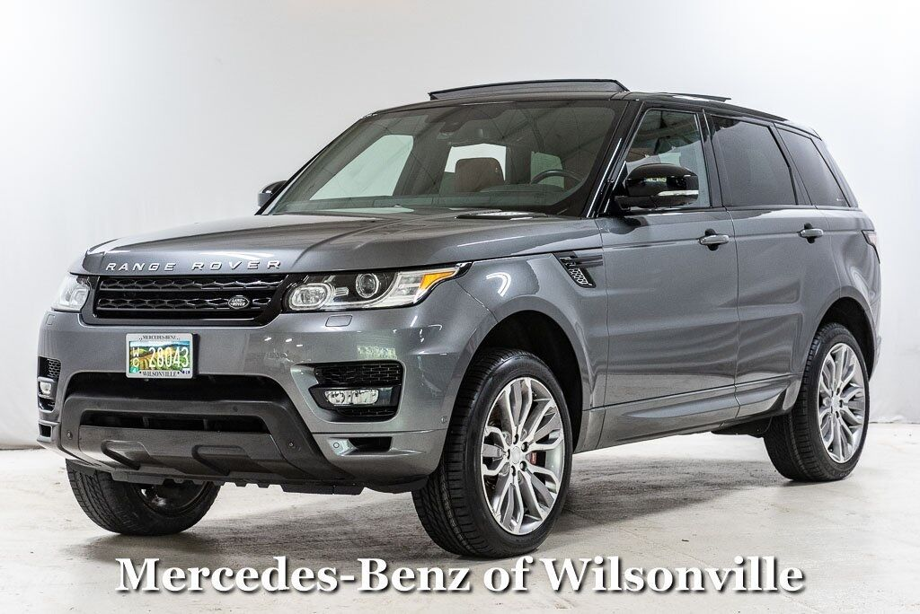 2015 Land Rover Range Rover Sport 5.0L V8 Supercharged Autobiography Wilsonville OR