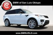 2015 Land Rover Range Rover Sport 5.0L V8 Supercharged Autobiography