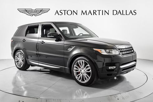 2015_Land Rover_Range Rover Sport_5.0L V8 Supercharged_ Dallas TX
