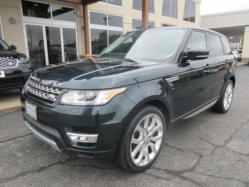 2015_Land Rover_Range Rover Sport_5.0L V8 Supercharged_ Warwick RI