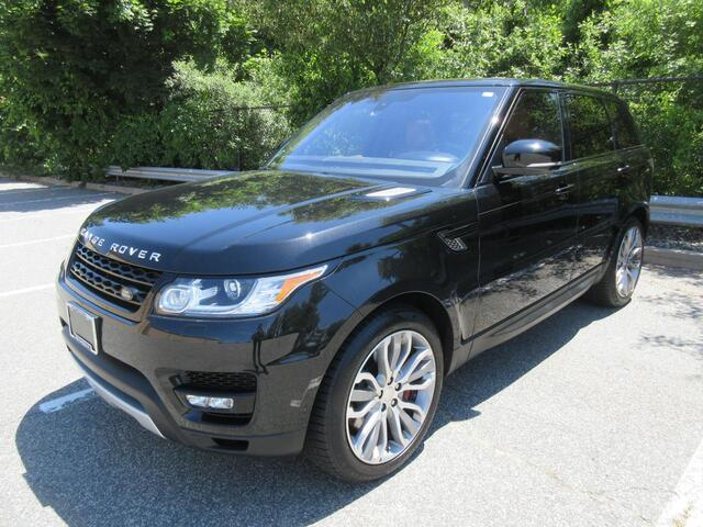 2015 Land Rover Range Rover Sport 5.0L V8 Supercharged Warwick RI