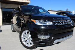 Land Rover Range Rover Sport HSE, 1 OWNER, TEXAS BORN, HIGHWAY MILES! 2015