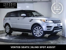 2015 Land Rover Range Rover Sport HSE 4WD Pano Blind Spot Assist Surround Cam