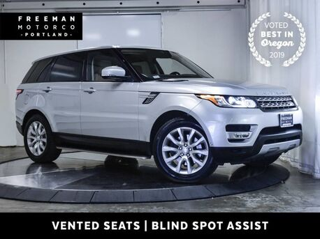2015_Land Rover_Range Rover Sport_HSE 4WD Pano Blind Spot Assist Surround Cam_ Portland OR