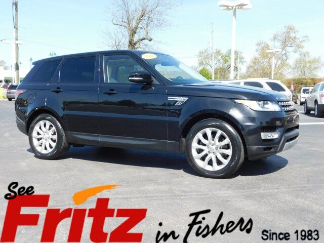 2015 Land Rover Range Rover Sport HSE Fishers IN