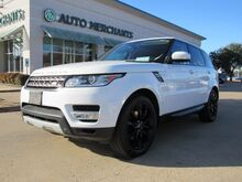 2015_Land Rover_Range Rover Sport_HSE NAVIGATION, BACKUP CAMERA, POWER LIFTGATE, REAR CLIMATE, FRONT/REAR HEATED SEATS_ Plano TX