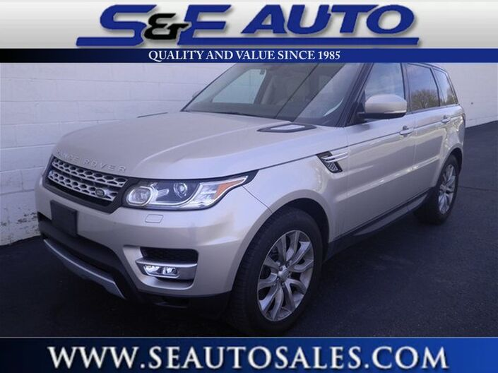 2015 Land Rover Range Rover Sport HSE Weymouth MA