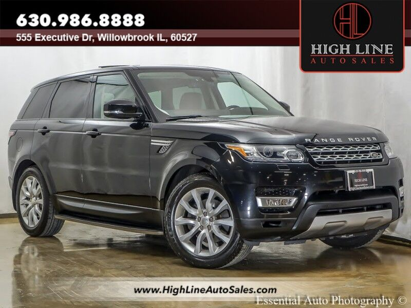 Used Land Rover Range Rover Sport Willowbrook Il