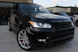 Land Rover Range Rover Sport SC DYNAMIC,LOADED,CLEAN CARFAX,WARRANTY! 2015