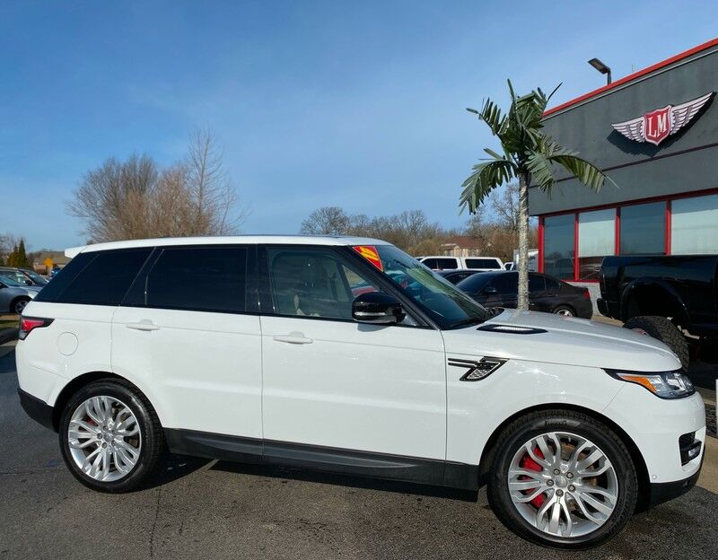 2015 Land Rover Range Rover Sport Supercharged Dynamic Pkg *1 OWNER* *MSRP $83,428* Evansville IN