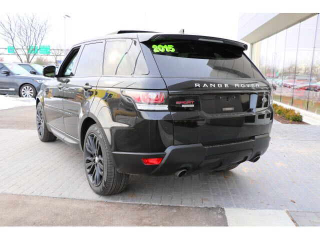 2015 Land Rover Range Rover Sport Supercharged Kansas City KS