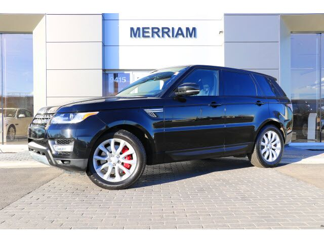 2015 Land Rover Range Rover Sport Supercharged Merriam KS