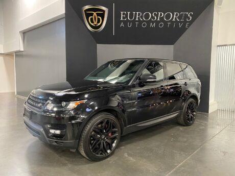 2015 Land Rover Range Rover Sport Supercharged Salt Lake City UT
