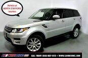 2015 Land Rover Range Rover Sport supercharge/ third row seat