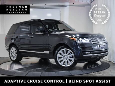 2015_Land Rover_Range Rover_Supercharged Adaptive Cruise Pano Blind Spot Assist_ Portland OR