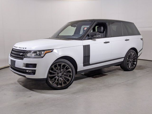 2015 Land Rover Range Rover Supercharged Cary NC