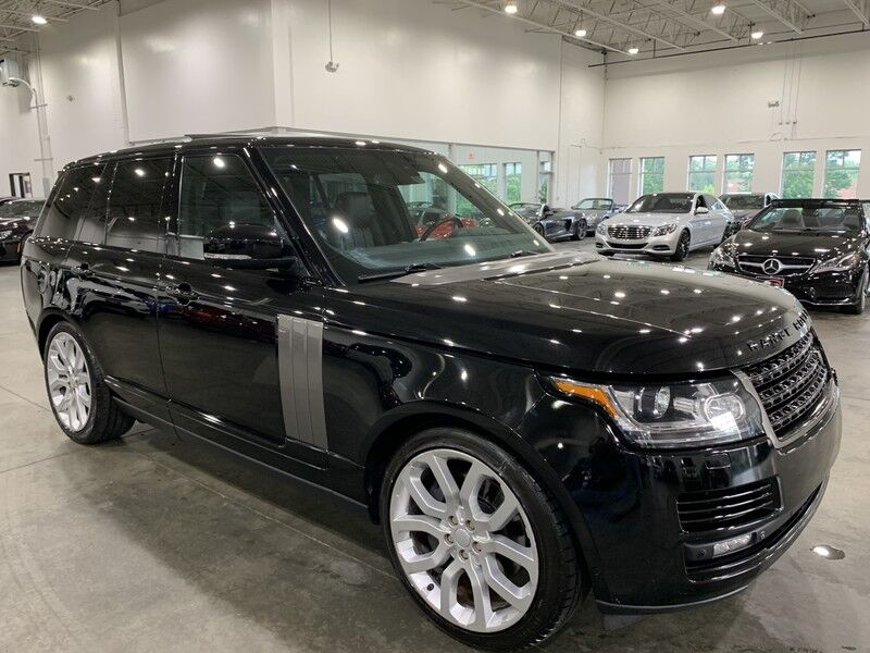 2015_Land Rover_Range Rover_Supercharged_ Charlotte NC
