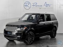 2015 Land Rover Range Rover Supercharged LWB Autobiography Wheel BlackOut Pkg