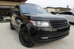 Land Rover Range Rover Supercharged Limited Edition 2015