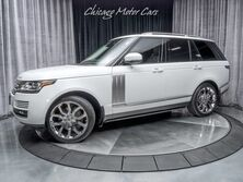 Land Rover Range Rover Supercharged *MSRP $122,652+* 2015