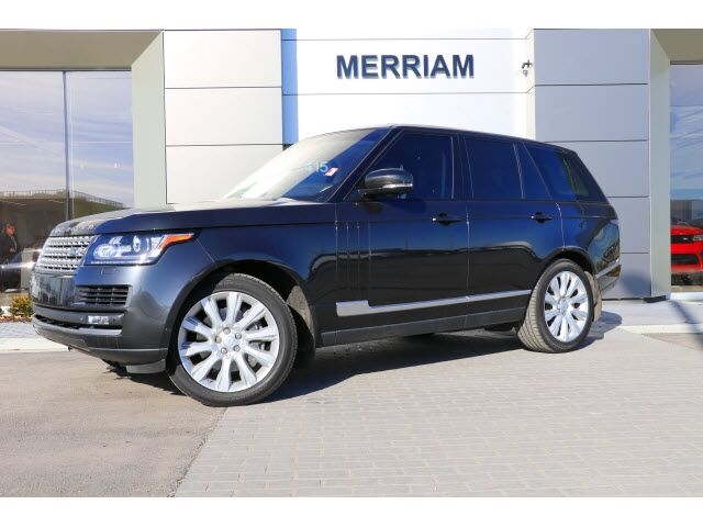 2015 Land Rover Range Rover Supercharged Merriam Ks 26620679