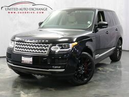 2015_Land Rover_Range Rover_Supercharged / Panoramic Sunroof / Navigation / Bluetooth / Park_ Addison IL