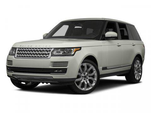 2015 Land Rover Range Rover Supercharged Pasadena CA