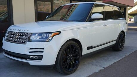 2015 Land Rover Range Rover Supercharged San Diego CA