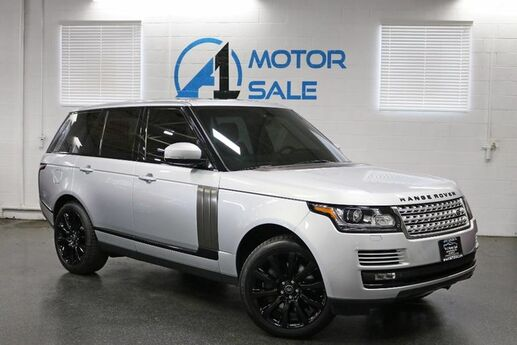 2015 Land Rover Range Rover Supercharged Schaumburg IL
