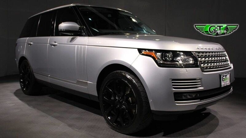 2015 Land Rover Range Rover Supercharged Sport Utility 4D