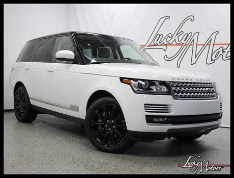 2015 Land Rover Range Rover Supercharged Villa Park IL