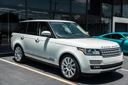 Land Rover Range Rover V8 Supercharged 2015