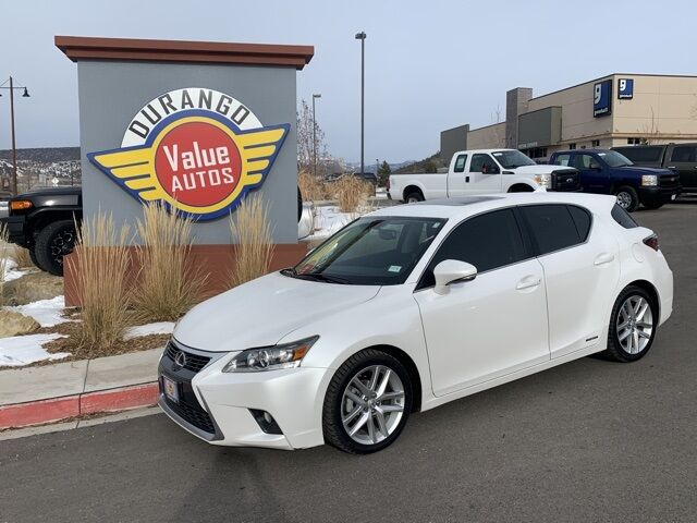 2015 Lexus CT 200h Durango CO