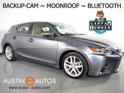 2015_Lexus_CT 200h Hybrid_*BACKUP-CAMERA, MOONROOF, STEERING WHEEL CONTROLS, ALLOY WHEELS, BLUETOOTH PHONE & AUDIO_ Round Rock TX